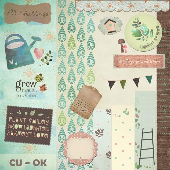 Grow Mini Kit Preview